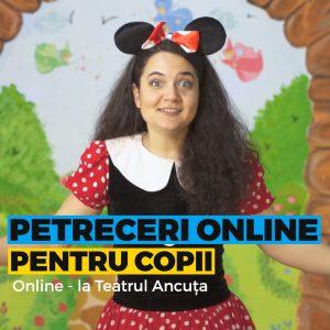 Petreceri Online Pentru Copii